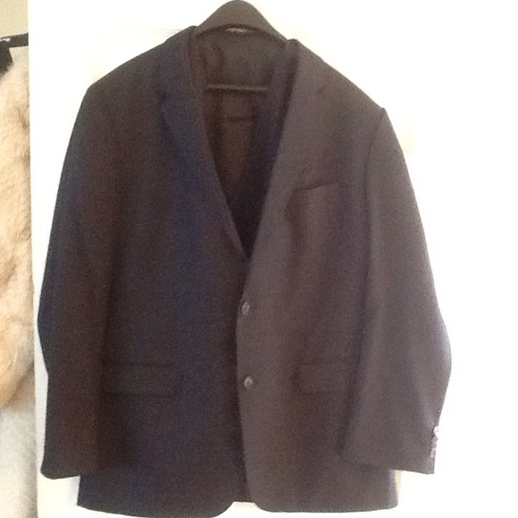 090eefc1 Hugo Boss Suits & Blazers | Reda Super 110s 2pc Pinstripe Suit Nwot ...